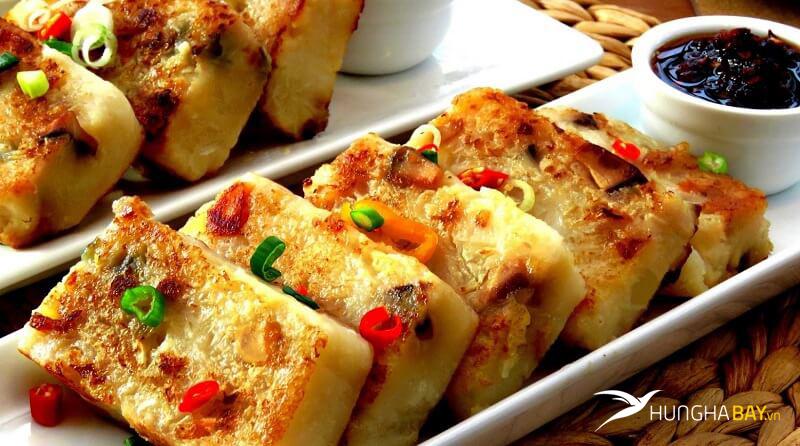 Bánh củ cải - Bạc Liêu