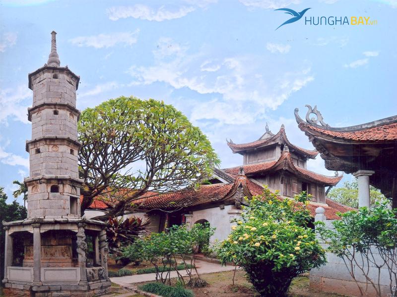 Vé máy bay đi Bắc Ninh - Điểm du lịch tâm linh
