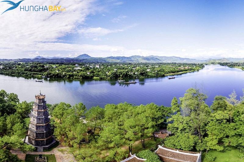 Hệ thống chùa chiền tại Huế