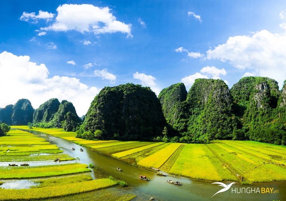 Khu du lịch sinh thái vườn chim Thung Nham - Ninh Bình