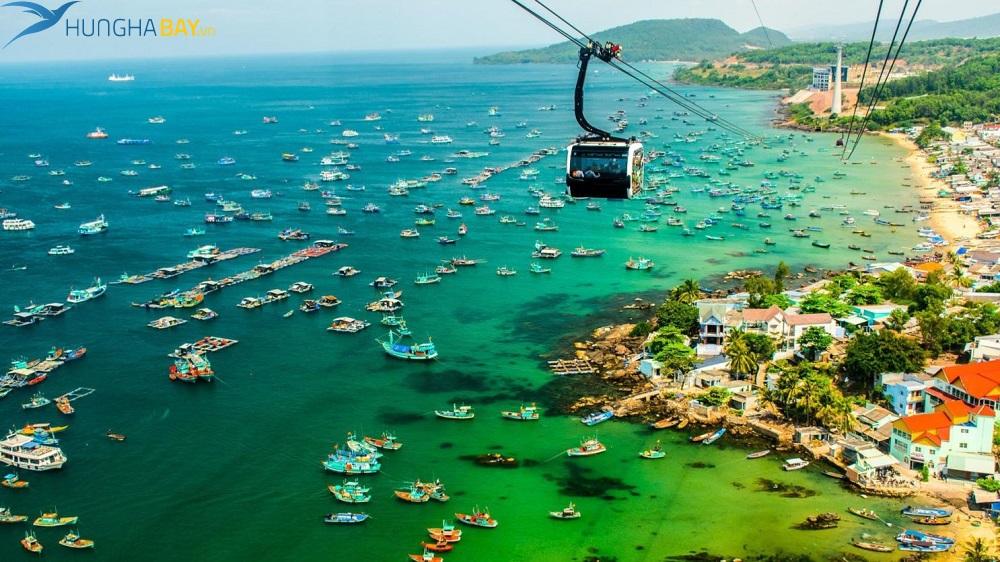Mẹo đặt vé máy bay đi Phú Quốc giá rẻ nhất