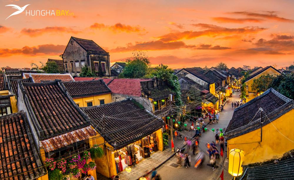 Săn vé máy bay đi Quảng Nam giá rẻ