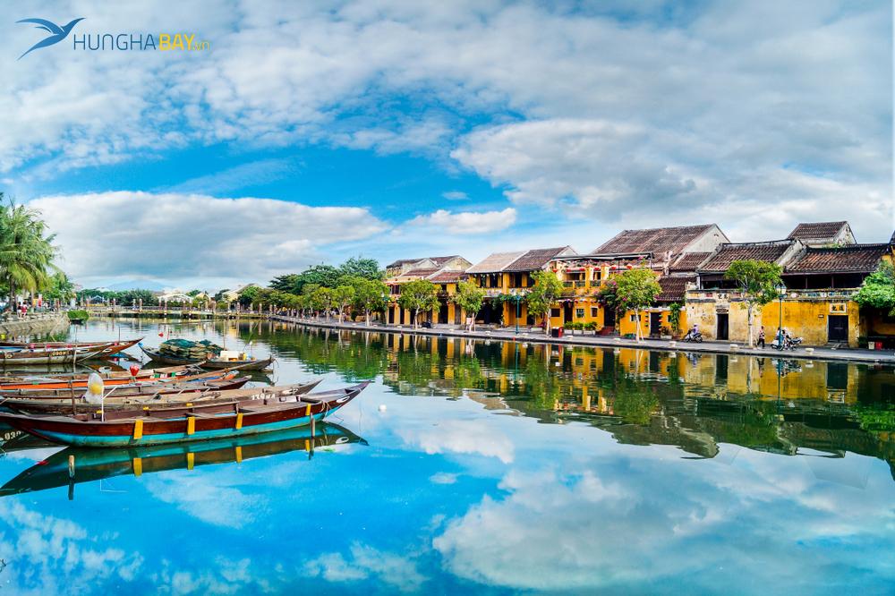 lợi ích khi mua vé máy bay đi Quảng Nam