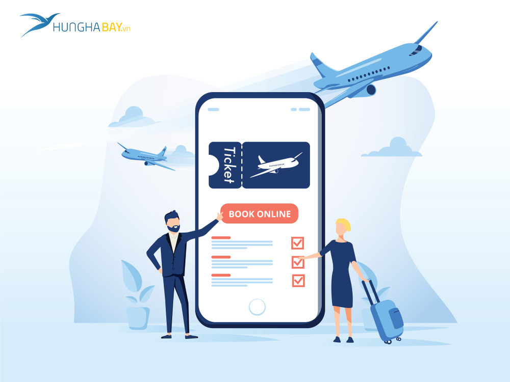 Mẹo giúp bạn mua vé máy bay đi Quảng Trị