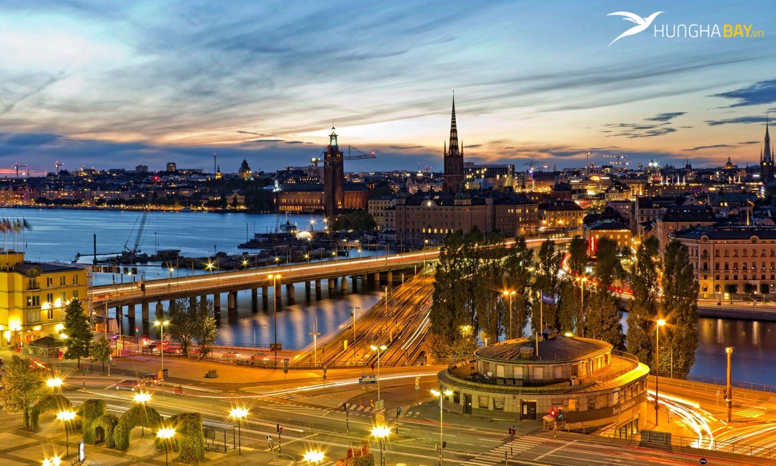 Địa điểm mua sắm ở Thụy Điển