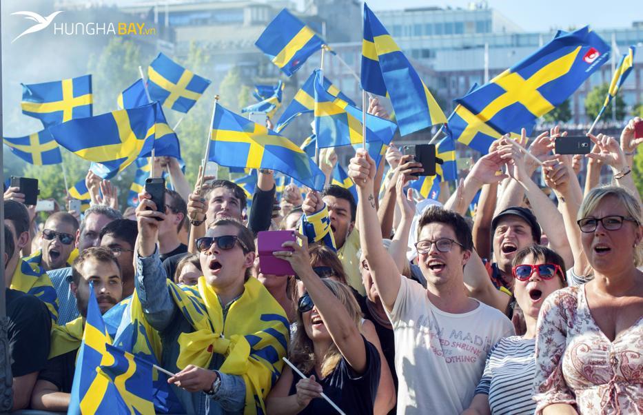 Hãng hàng không nào khai thác chuyến bay từ Việt Nam – Thụy Điển