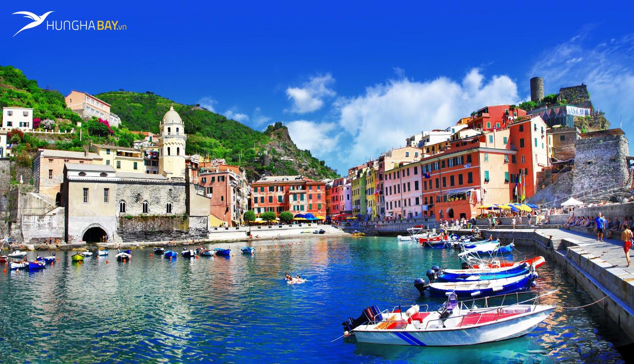 Du lịch nước Ý vào mùa nào?