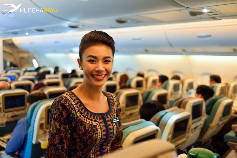 Tổng quan về hãng hàng không Singapore Airline