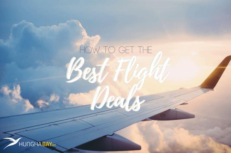 Kinh nghiệm đặt mua vé máy bay Singapore Airline rẻ nhất tại hunghabay.vn
