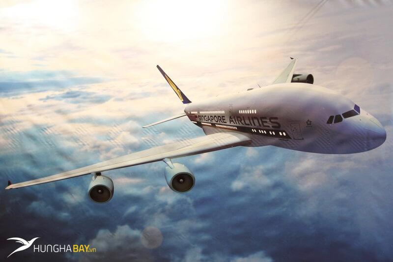 Mạng đường bay và thông tin về giá vé Singapore Airline