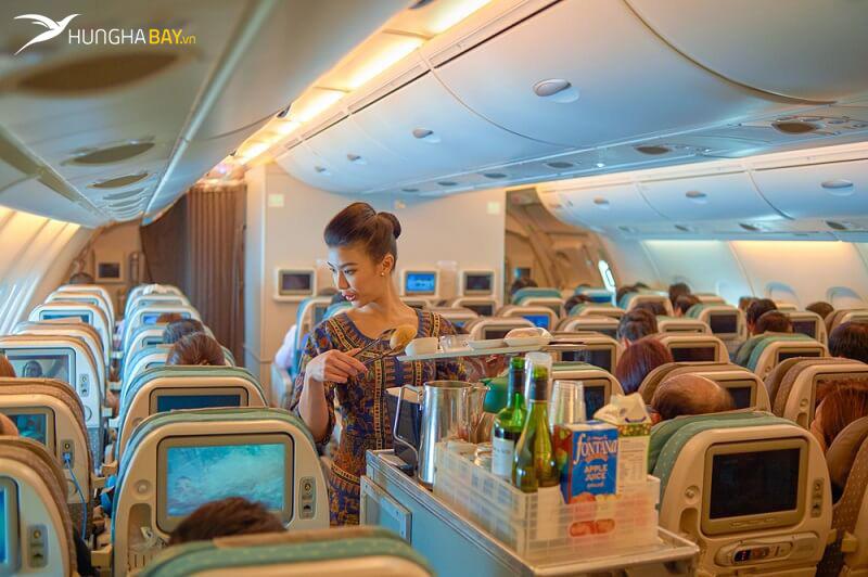 Mạng đường bay của hãng hàng không Singapore Airline
