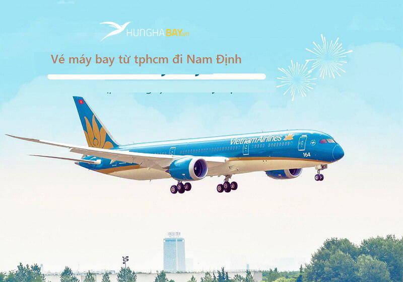 vé máy bay đi Nam Định