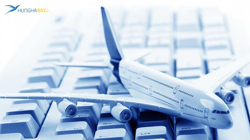 Hình thức thanh toán khi đặt mua vé máy bay tại hunghabay.vn