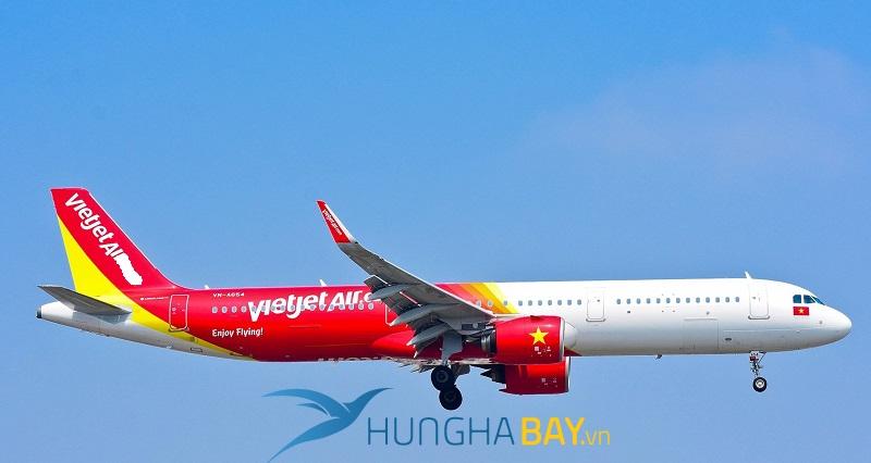 Các chặng bay đi Sài Gòn