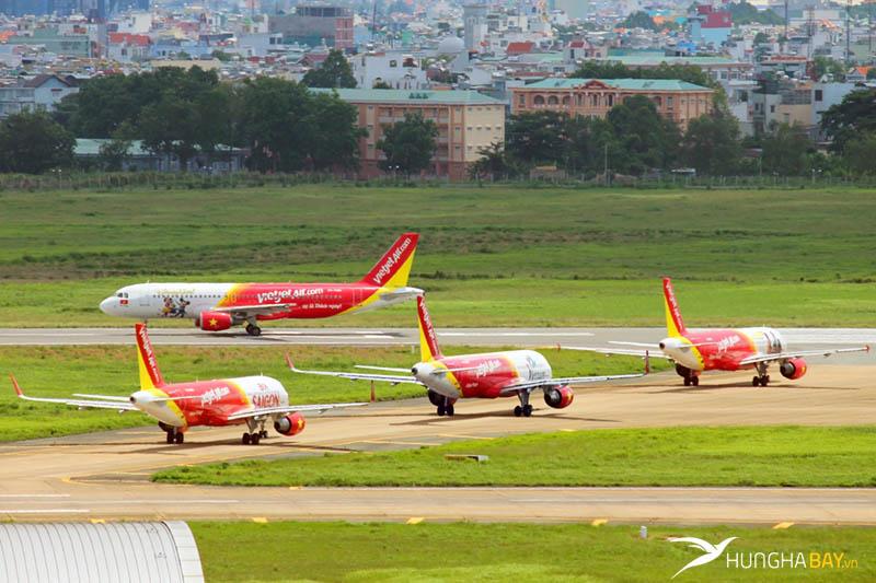 Khi đặt vé máy bay đến Thái Bình