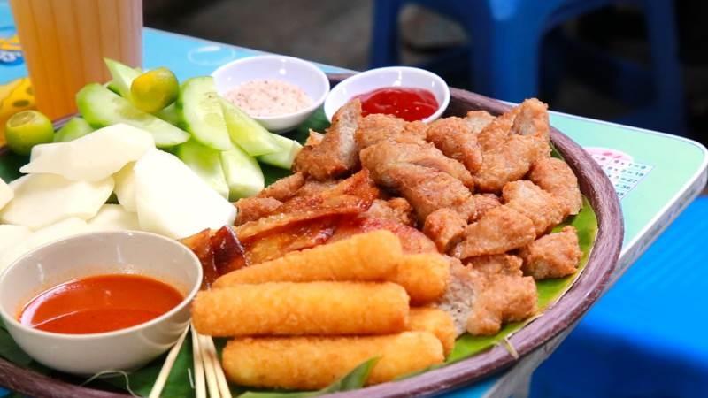 Những khu ăn uống ngon cho tín đồ ẩm thực Hà Nội