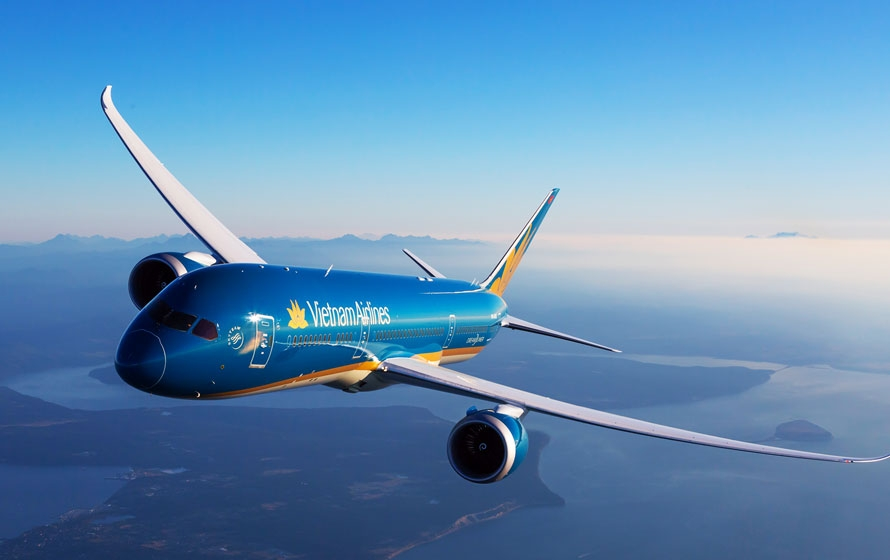Cùng Vietnam Airlines  thỏa sức bay với vé máy bay nội địa giá rẻ trong 3 tháng cuối năm