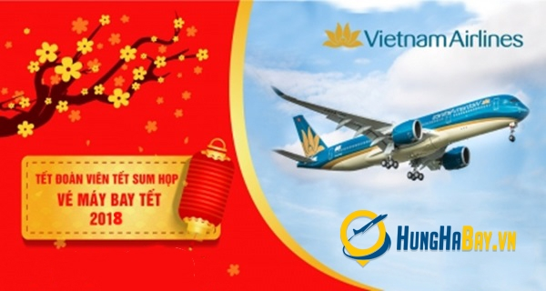 Vietnam Airlines - hãng hàng không của Châu Á Thái Bình Dương