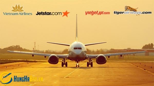 Mua vé máy bay đi Bắc Giang