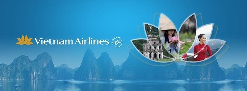 Bảng giá vé máy bay Vietnam Airlines tại hunghabay.vn
