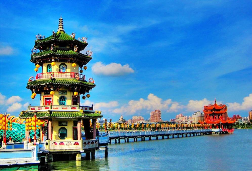 Kinh nghiệm du lịch Đài Loan - ốc đảo xanh với không khí an yên