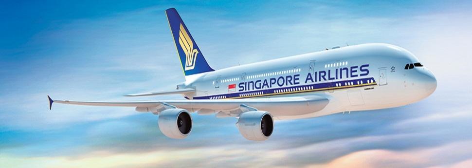 Mua vé máy bay Singapore Airlines giá rẻ