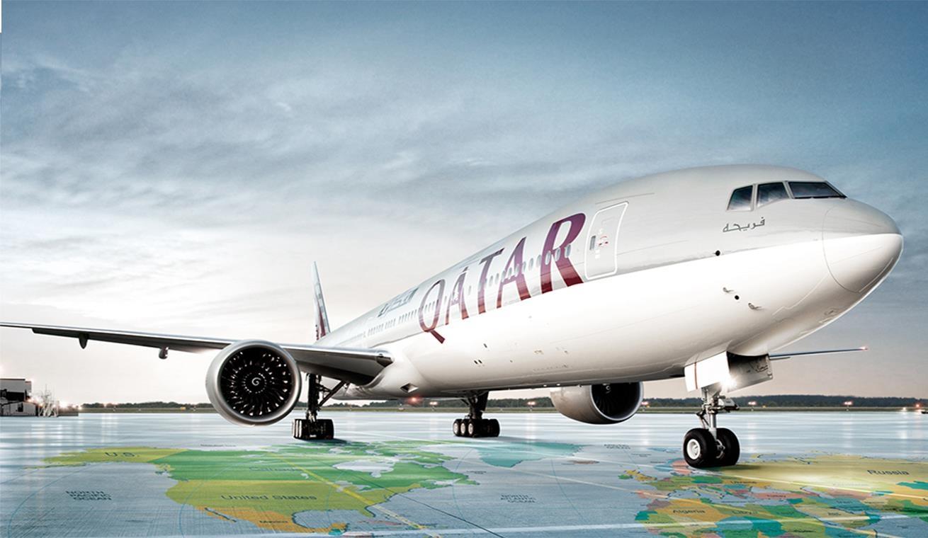 Mua vé máy bay Qatar Airways