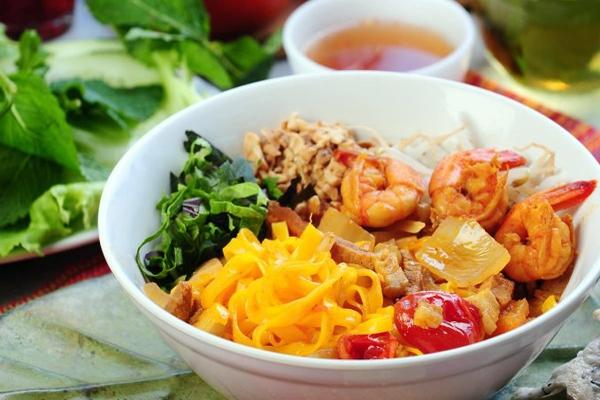 Top 10 món ăn ngon Hội An