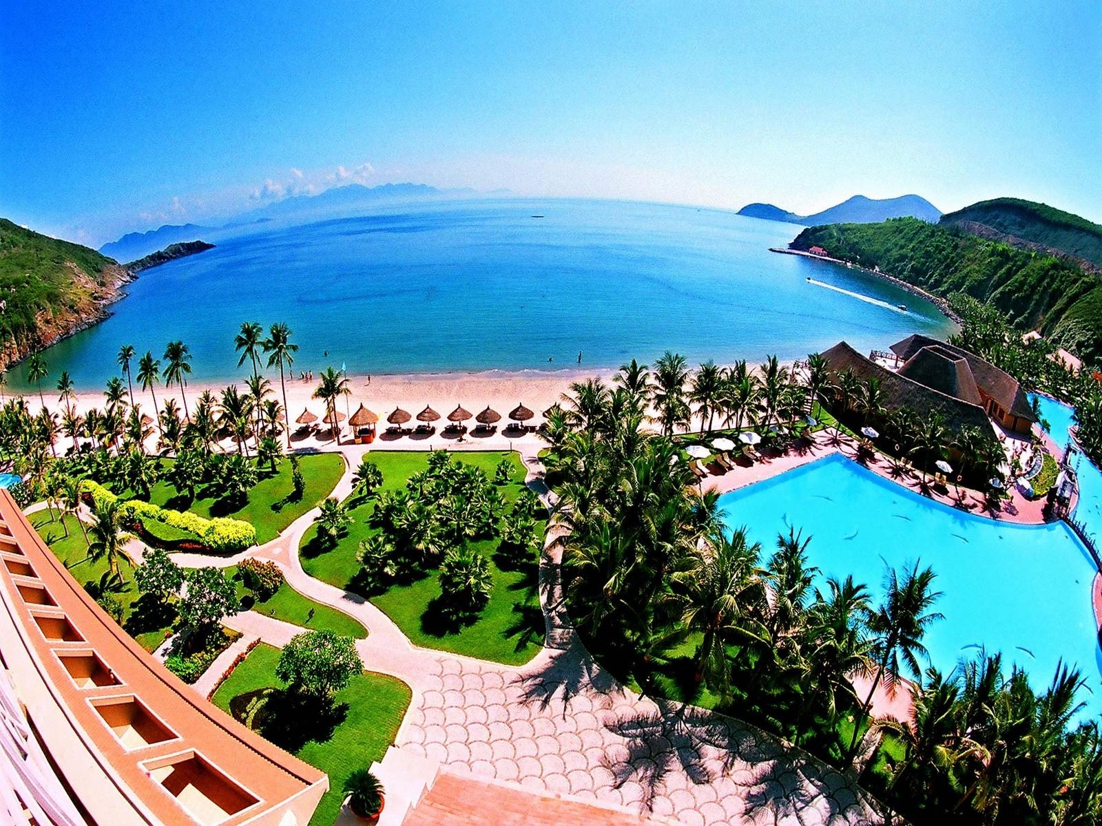 Du lịch Nha Trang thư giãn cuối năm với các resort đẳng cấp thế giới