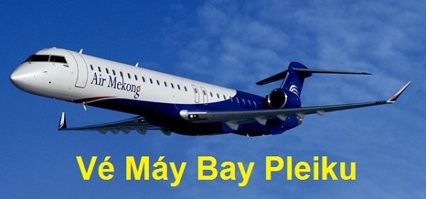 Vé máy bay giá rẻ từ TPHCM đi Pleiku hãng Jetstar