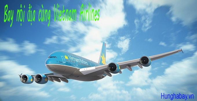 Thỏa sức chọn điểm đến ưng ý với loạt vé máy bay giá rẻ nội địa của Vietnam Airlines