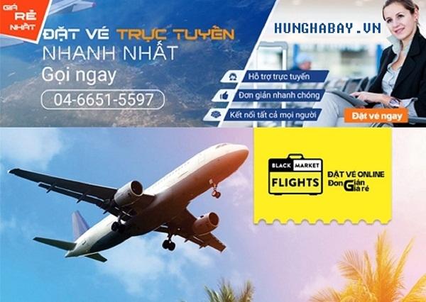 Vì sao nên mua vé máy bay Vietjet Air giá rẻ tại Hunghabay.vn?