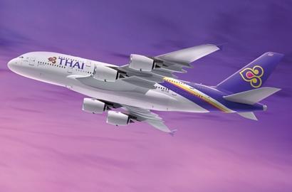 Mua vé máy bay Thai Airways giá rẻ
